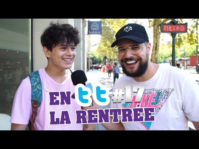 En TT #17 #LaRentrée
