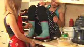 Repeat youtube video Rubber boots fun 8