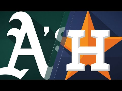 Astros walk off in 11th in wild win over As: 7/10/18