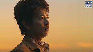 【日本廣告】木村拓哉唱著歌駕車,進行飄移,遇上長毛象,穿過危險木橋...