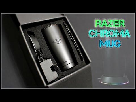 [ UNBOXING + LIGHTING FEATURE ] - RAZER CHROMA MUG !!