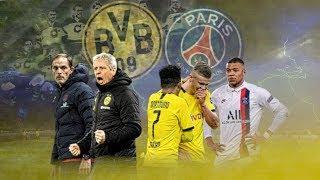 🔴LIVE| BORUSSIA DORTMUND 2 : 1 PARIS ST. GERMAN | UEFA CHAMPIONS LEAGUE | HIGHLIGHTS /TOREEAKTIONEN