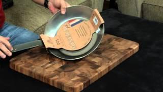 the best carbon steel pan de buyer review