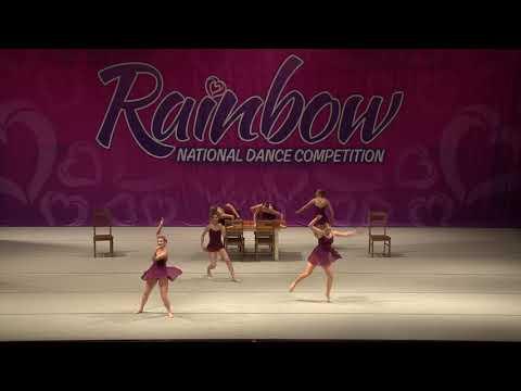 People's Choice// IF I BE WRONG - Panama City Dance Academy [Mobile, AL]