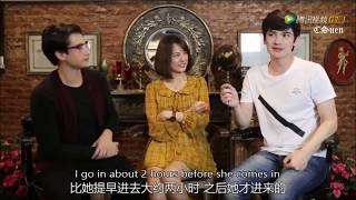 Video [Eng Sub] Tao*Pattie*Phan~Interview about Princess Hours Thailand (Ceremony of Lady's Scent) download MP3, 3GP, MP4, WEBM, AVI, FLV Desember 2017