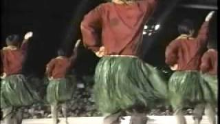 Repeat youtube video Merrie Monarch 1996- Kawaili'ula - Toad Song (Auana)
