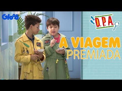 D.P.A.: Diversões no Prédio Azul   'A Viagem Premiada' Clipe Oficial   Gloob   Exclusivo Web
