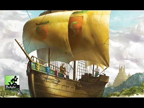 The Golden Sails Gameplay Runthrough