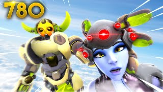 NOBODY Expects The Flying Orisa!! | Overwatch Daily Moments Ep.780 ...