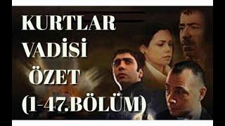 KURTLAR VADİSİ ESKİ BÖLÜMLER - ÖZET (1 - 47. BÖLÜM )
