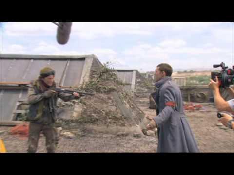 Terminator Salvation  Cast featurette  At UK cinemas now