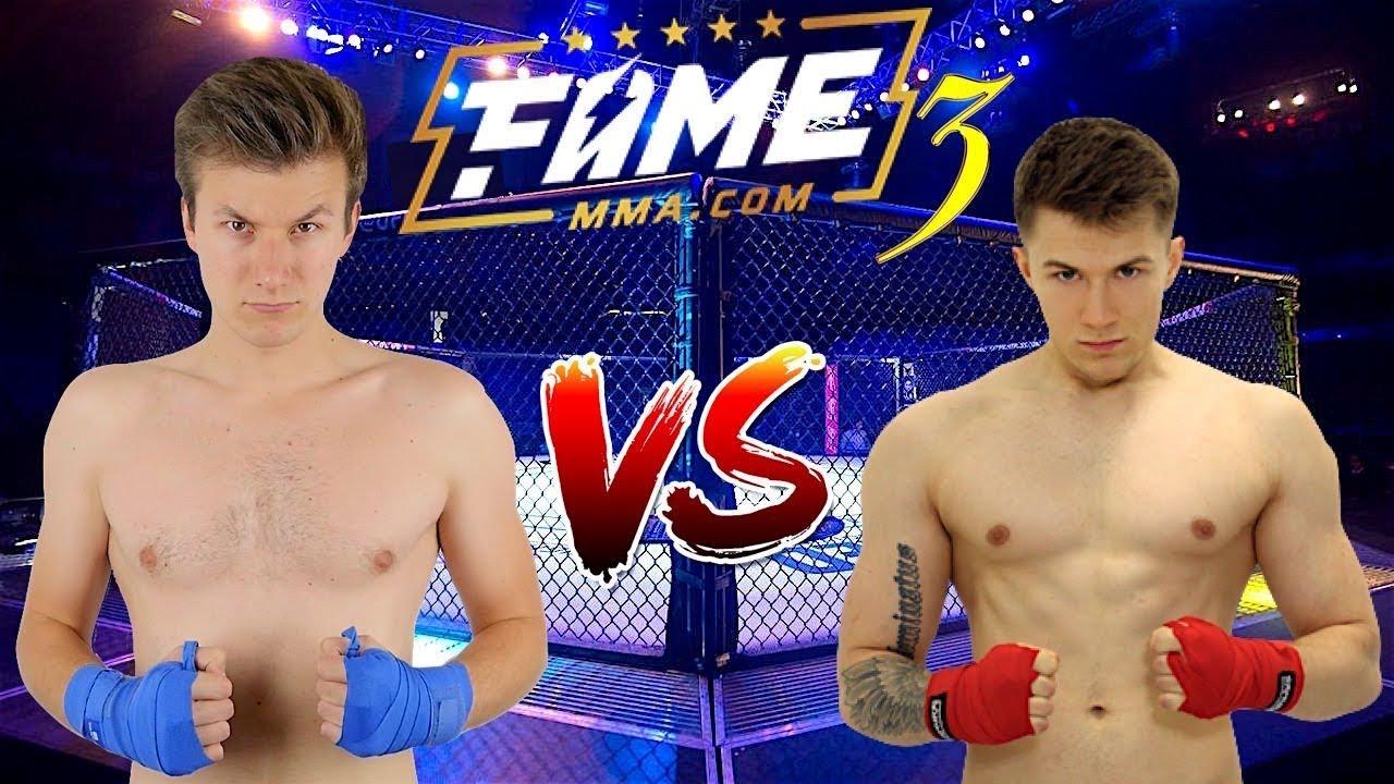 FAME MMA 3: ADRIAN POLAK VS ZWYKŁY KIBIC - YouTube