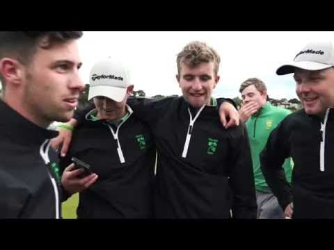 Ireland Win the 2016 Fairstone Home Internationals