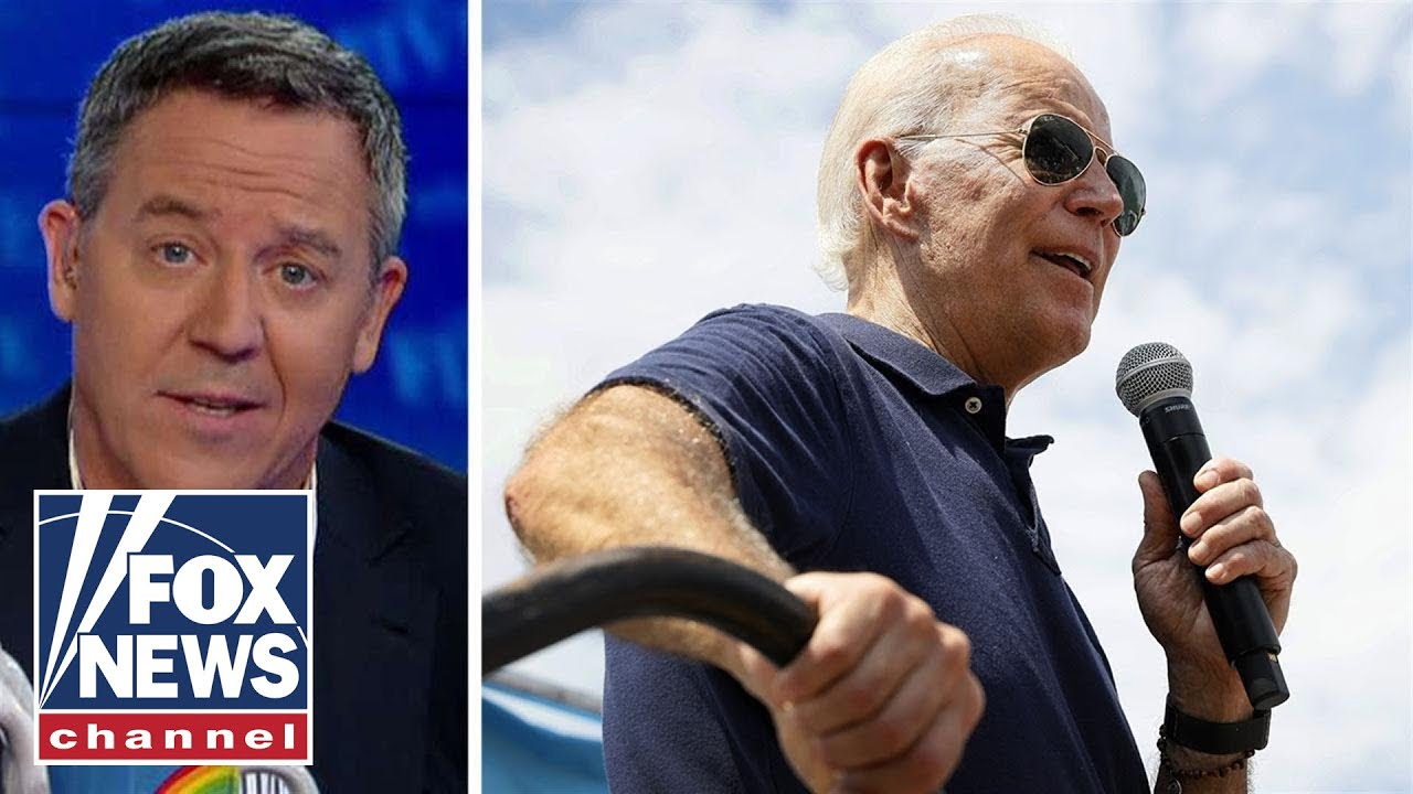 FOX News Gutfeld on Joe Biden's new ad and his wife's endorsement