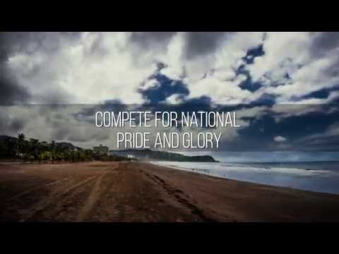 INS ISA World Surfing Games Costa Rica 2016 - Promo Video