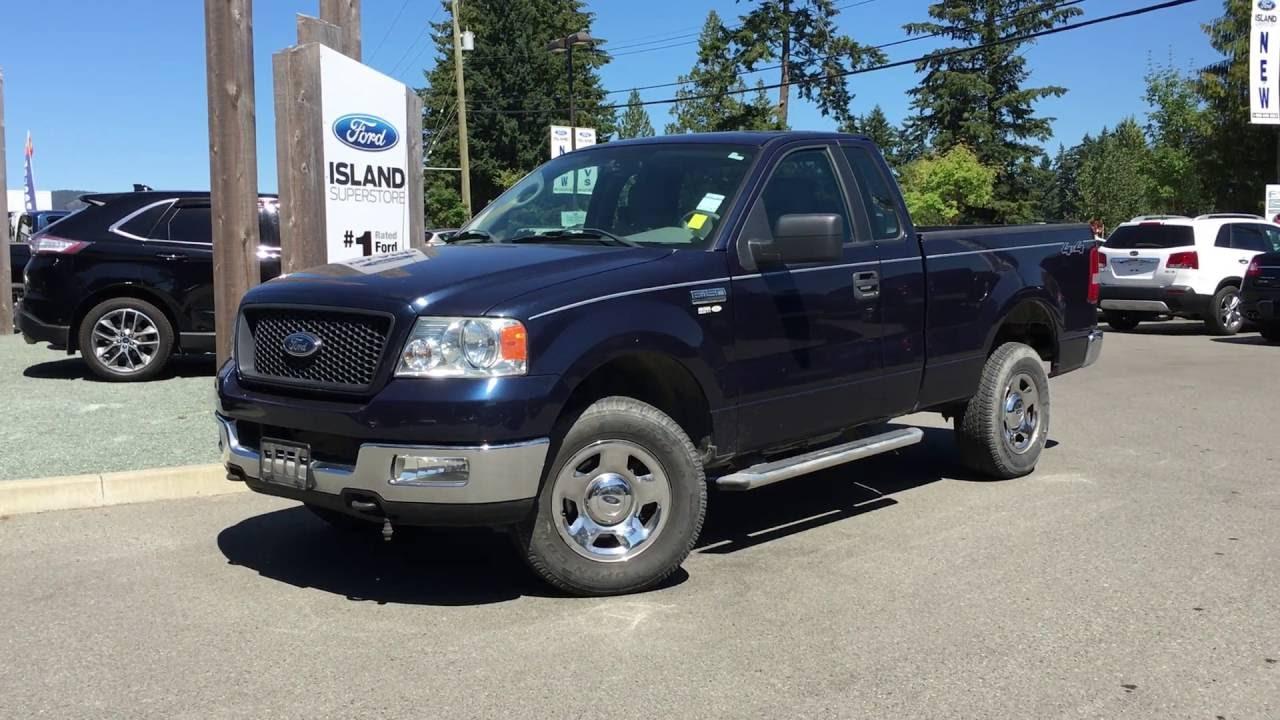 2005 ford f150 xlt 4x4