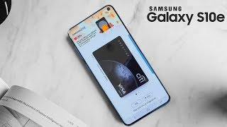 Samsung Galaxy S10e LEAKED in All Its Glory