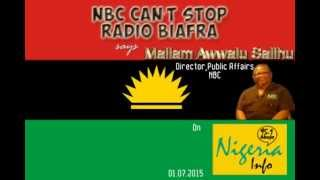 NBC Can't Stop RADIO BIAFRA
