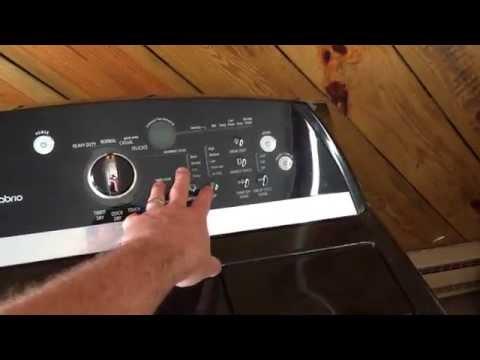 Whirlpool Cabrio Automatic Diagnostic Mode Doovi