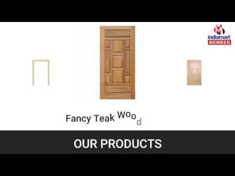 Teak Wood Doors And Moulded Doors By Sai Srinivasa Wood