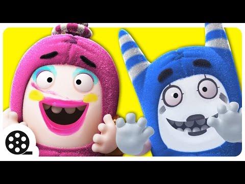 Funny Faces   Cartoons For Children   The Oddbods Show