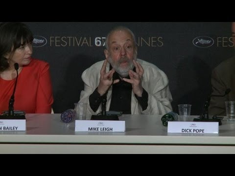 Cannes Presents: 'Mr Turner' by Britain's Mike Leigh