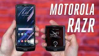 Motorola made the foldable Razr we've wanted