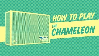 How to play: The Chameleon - The Family Party Game