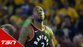 How much of an impact will final meeting with Raptors make on Kawhi's decision?