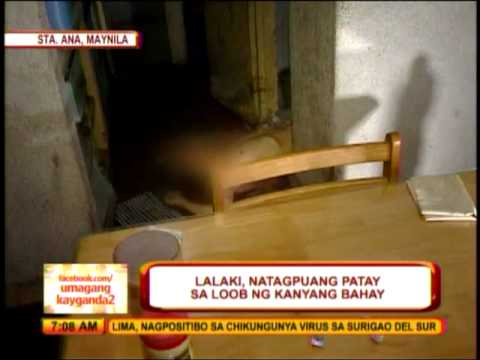 Foul play seen in man's death in Sta. Ana