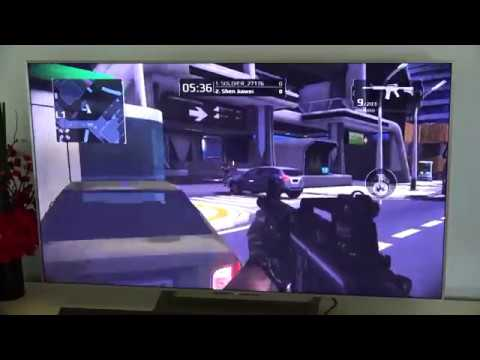 Sony Bravia Android Gaming