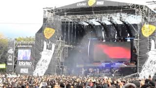 AL VACIO NO TE VA A GUSTAR ROCK AL PARQUE 2014