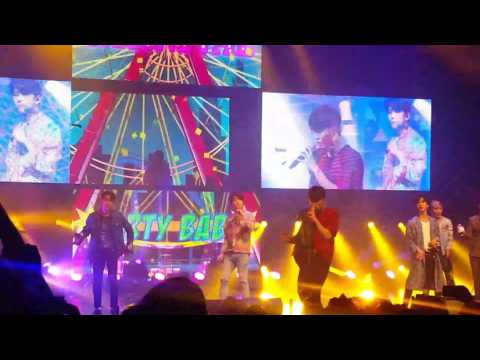 B.A.P in Dallas 170414 - Feel So Good + Be Happy + Carnival