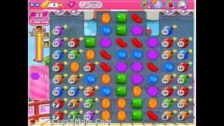Candy Crush Level 374 Walkthrough Video & Cheats