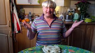 Gotuj z Gracjanem - Pierogi z kapustą i grzybami
