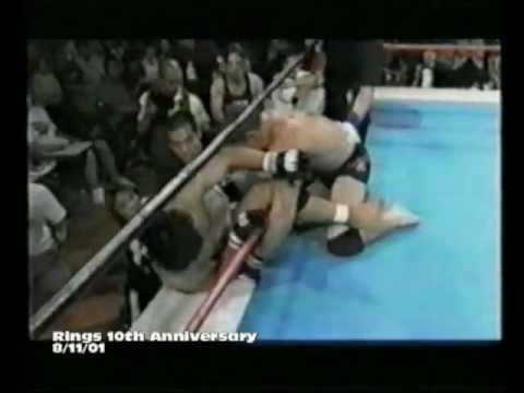 Matt Hughes Pre-UFC Takedown Highlight