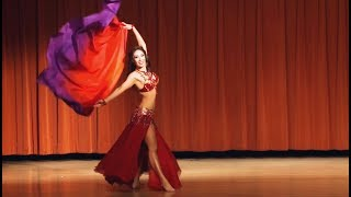 Lana Bellydance Mejanse Nour Ala Nour الرقص الشرقي