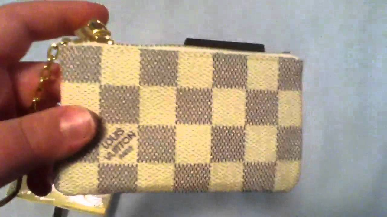 a05e6419db54 Pickups 1  Louis Vuitton Coin Pouch Review - YouTube