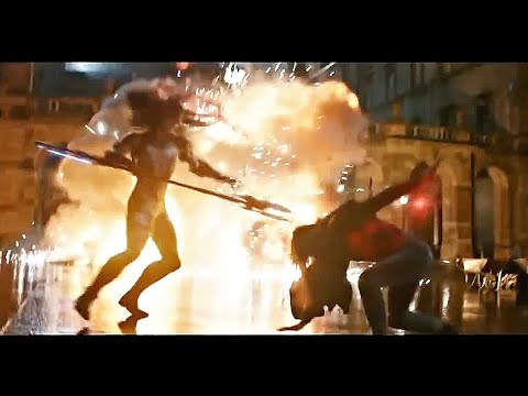 Avengers Infinity War - Proxima Midnight vs Scarlet Witch New Trailer 2018