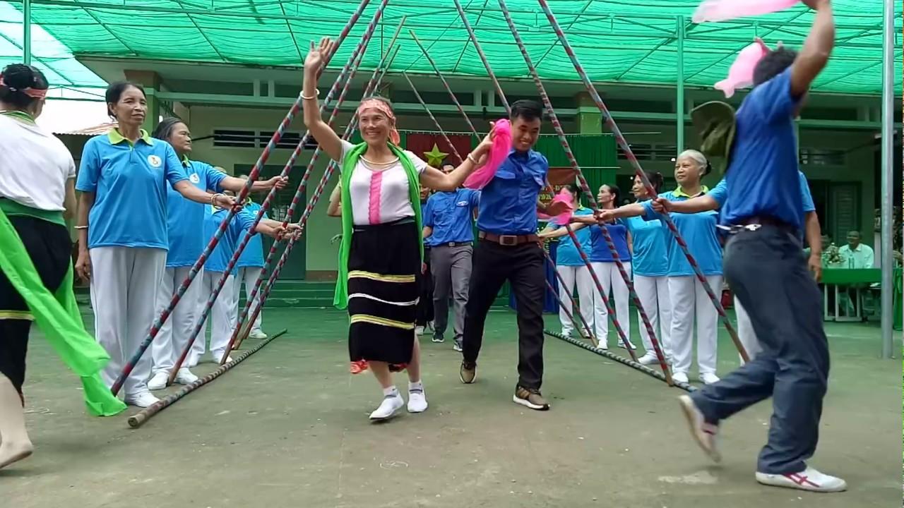Nhảy sạp cực hay của Tân Hà, Tân Châu,Tây Ninh #1