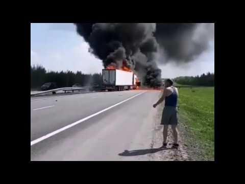 Подборка ДТП Казань 2019г