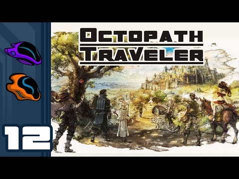 Let's Play  Octopath Traveler- Switch Gameplay Part 12 - Gentleman Detective