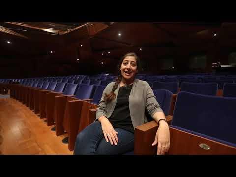 NYUAD Arts Center - Marhaba 2017