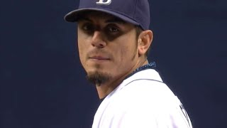 2008 ALCS Gm7: Garza comes up big in Game 7