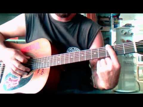 how to play pantera (walk) on guitar - YouTube