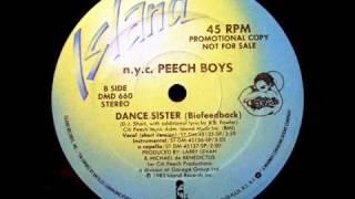 N.Y.C. Peech Boys - Dance Sister (Instrumental)