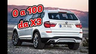 0 A 100 DA X3 35i 306 CV (AWD)