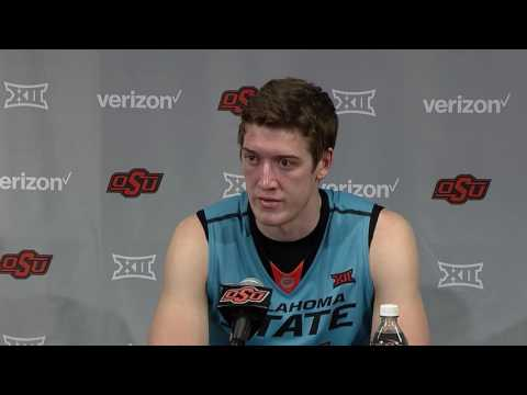 Cowboy Basketball Post Game Rogers State (11.30.16)