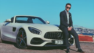 BUCKLE UP GET READY TO ENJOY THE RIDE || Harcourts Cooper & Co || Mercedes-Benz AMG GT