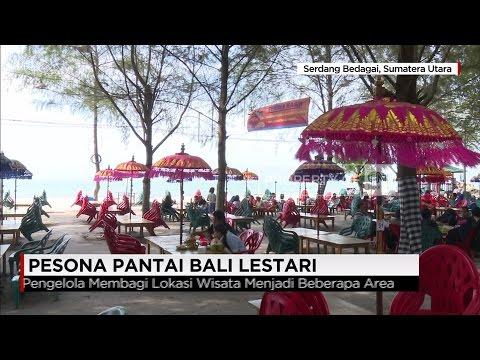 Pesona Pantai Bali Lestari, Sumatera Utara